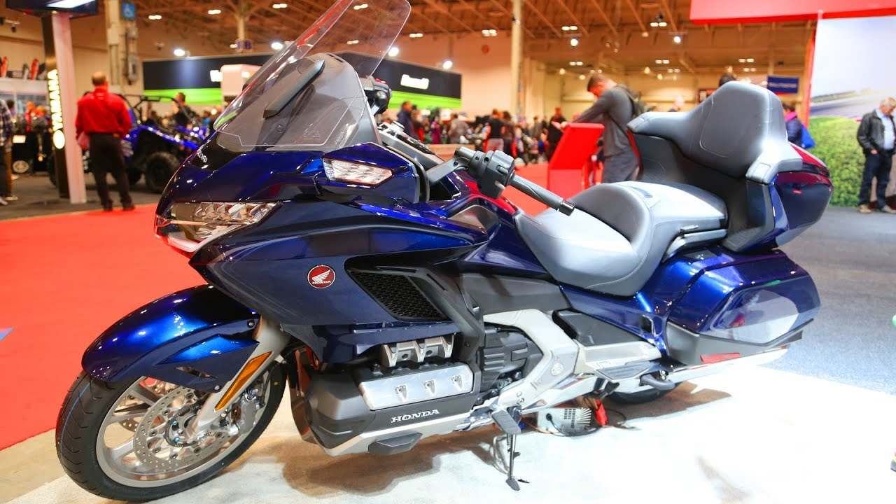 2019 honda goldwing tour dct