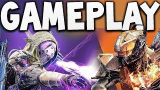 Destiny - NEW SUBCLASSES GAMEPLAY !!!