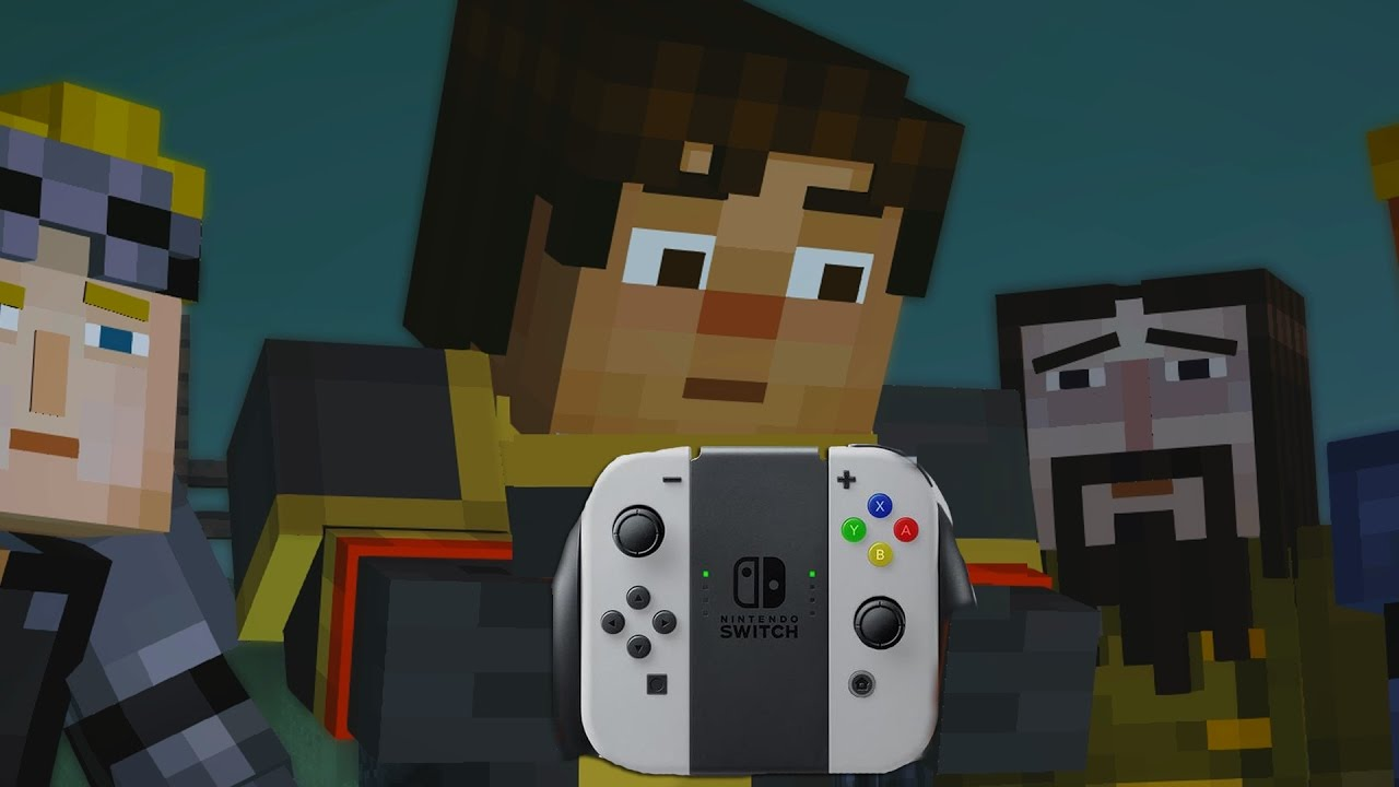 minecraft story mode season 2 xbox 360 uk