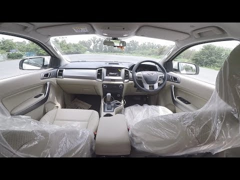 ford endeavour 2017 | endeavour 2017 | 2017 endeavour review | 2017 ford endeavour auto parking