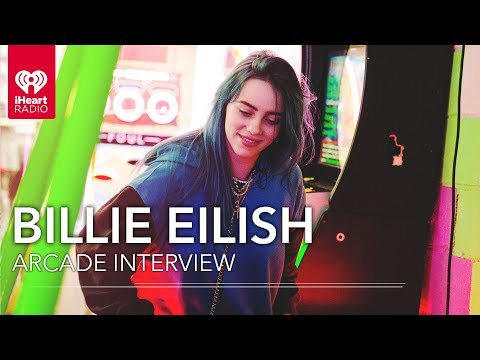 Billie Eilish Visits A Chinatown Arcade In NYC! | Exclusive Interview