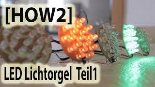 how2 lichtorgel teil 1. Black Bedroom Furniture Sets. Home Design Ideas