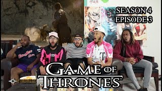 """Game of Thrones Season 4 Episode 3 """"Breaker of Chains"""" Reaction/Review"""