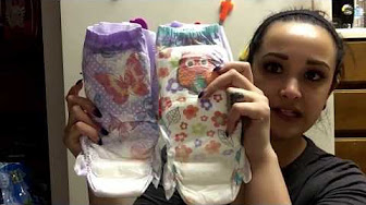 Diaper girl teen Diaper Stories