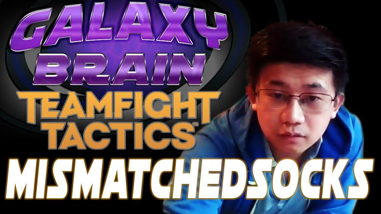 Galaxy Brain TFT - MismatchedSocks Reviews his Set 4 NA Finals Tournament Games!
