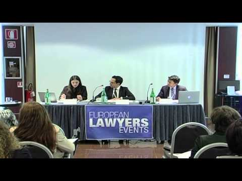 European Lawyers Annual Conference Rome 2014