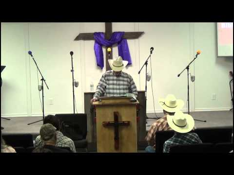 3 Rockin Country Church Message by James Dyson 7 26 2015