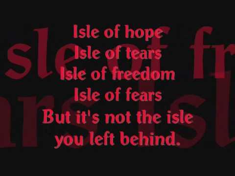 New Grounds - Isle of Hope, Isle of Tears {Celtic Woman}{Lyrics}