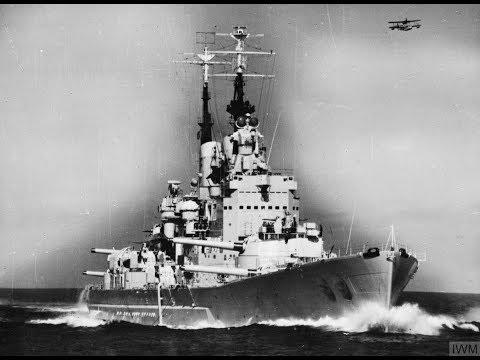 HMS Vanguard - Guide 132 (Extended Look)