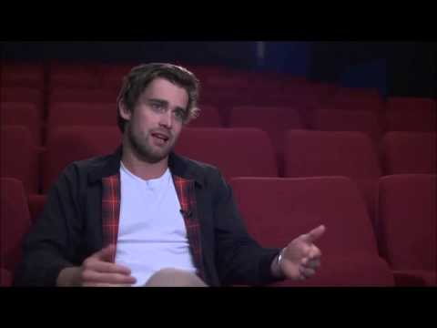 Christian Cooke Talks Unconditional - WATCH!!!