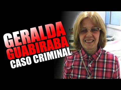 GERALDA GUABIRABA e a PEDRA DA MACUMBA - CASO BRASILEIRO BIZARRO
