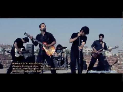 Gonojowar by Shohortoli Band [Official Music Video]