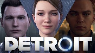 [Rediff 1/3] On refait Detroit Become Human en changeant nos choix