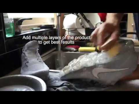 How to clean Vapormax and Air Force 1