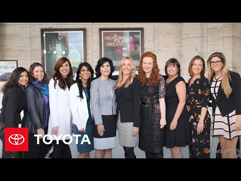 Mothers Of Invention – Remarkable Women, Changing The World | Toyota