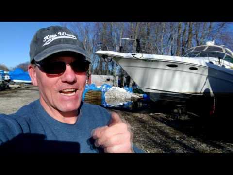 New Boat - Good Marine Survey On Our Sundancer :-)