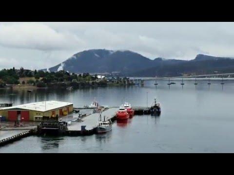Hobart, Tasmania - 14 Day Australia/New Zealand Cruise - Jan 29, 2016