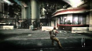 Max Payne 3 - Official Gameplay (HD) (3D)