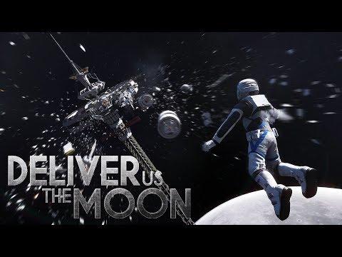 EXPLOSIONES Y FRUSTRACIÓN - Deliver us the Moon Gameplay Español Ep 2