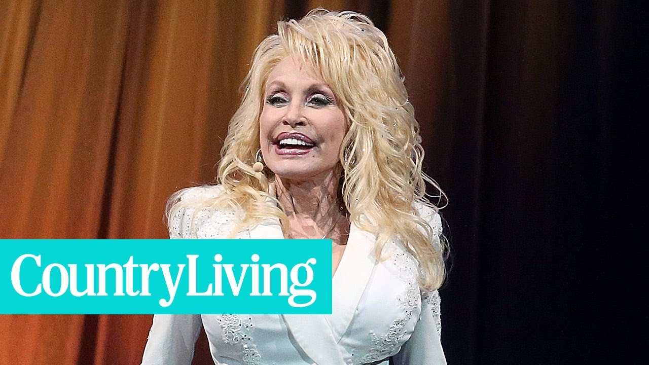 12 Priceless Dolly Parton Moments | Country Living