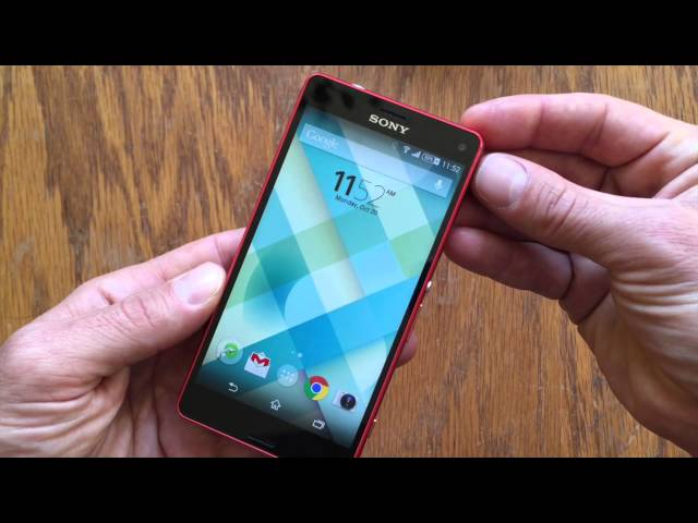 Sony Xperia Z3 Compact - Honest Review