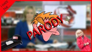 I HATE THE NEWS - IHE Parody #2
