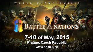 """Battle of the Nations"" - 2015. Day 4. Prague, Czech Republic"