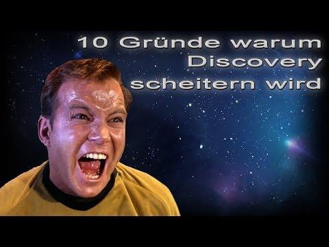 10 Gründe, warum Star Trek Discovery scheitern wird