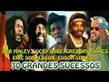 BOB MARLEY, LUCKY DUBE, GREGORY ISAACS, ERIC DONALDSON, EDSON GOMES - 30 GRANDES SUCESSOS FULL ALBUM
