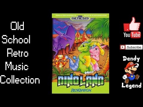 Dino Land - Title Theme