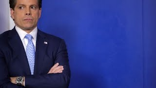 Audio of Scaramucci's vulgar call released