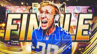 Madden 20 Wheel of MUT Season Finale!