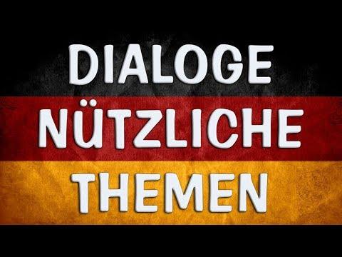 Dialoge und nützliche Themen A1-B1