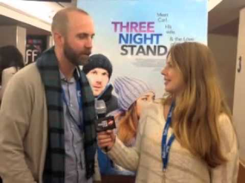 Rob Vroom producer of THREE NIGHT STAND chats First Weekend Club