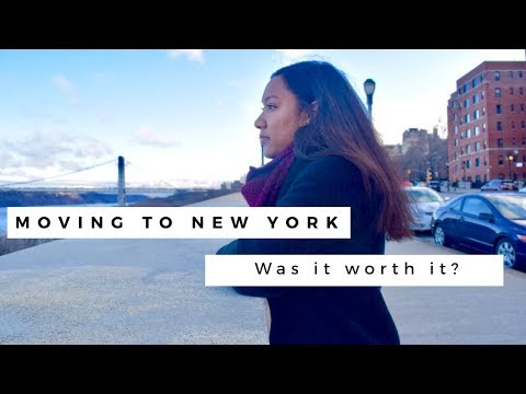 Moving to New York | Was it Worth it?