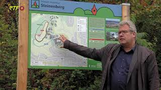 Für Patienten und Touristen: Neue Spazierwege am Steinenberg