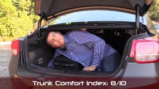 2014 Chevrolet Malibu 2.5 Review and Road Test