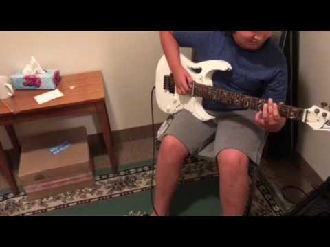 Jazz on a Hair-guitar