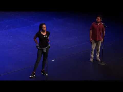 BAF 2016 - Entrada Academy Theater - The Bully Zone