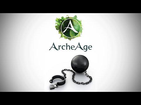 ArcheAge - How to Escape Prison!