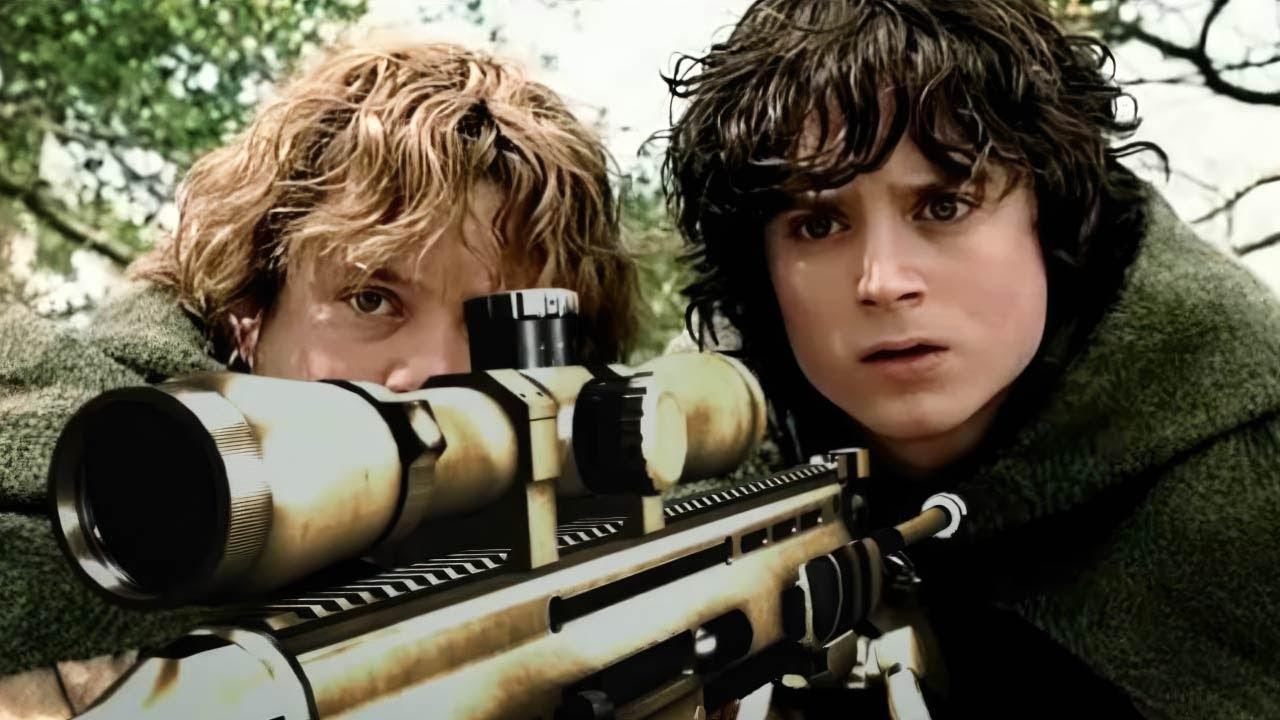 Download Frodo Baggins the Sniper