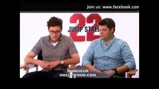 Phil Lord, Christopher Miller, Exclusive Interview By Monsieur Hollywood Part3 Of3