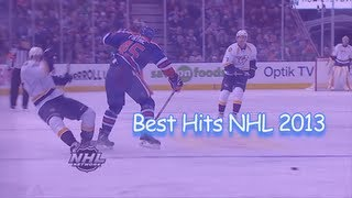 The Best NHL  | Hits 2013 | Лучшие силовые приемы NHL 2013 | HD(The Best NHL., 2013-09-10T11:39:48.000Z)