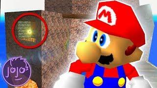 10 Sterne aus Super Mario 64, die du falsch holst!