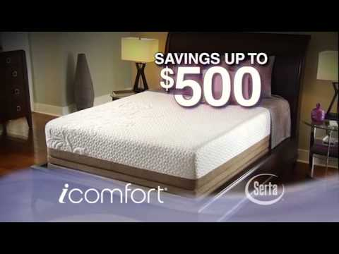 ROOMS & REST IComfort Close Out