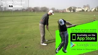 Does a Golf Strong Grip Help You Draw The Ball