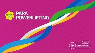 Para Powerlifting | Final Day Group 'A' | Parapan American Games | Lima 2019