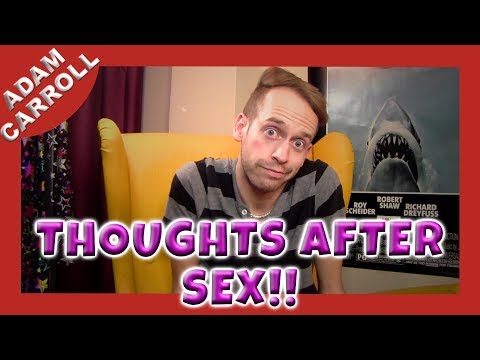 thought after hookup