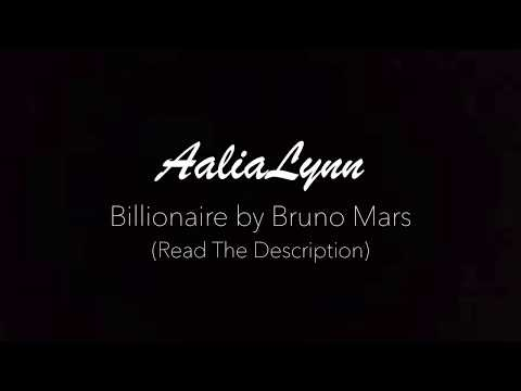 Billionaire Karaoke | Bruno Mars (No Rap)