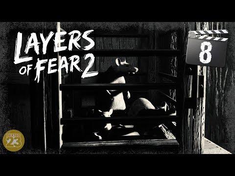Layers of Fear 2 - Vertraue deinem Instinkt  #8  Deutsch Gameplay ????+18 Horror Let's Play